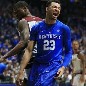 UK Basketball | Jamal Murray explains bow-and-arrow ...