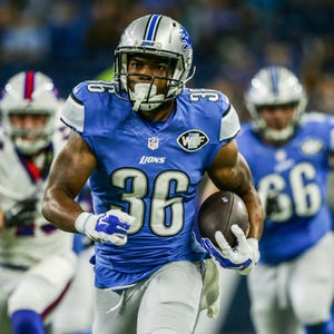 Cheap NFL Jerseys Wholesale - Detroit Lions set 53-man roster; Alex Carter, Caraun Reid among cuts