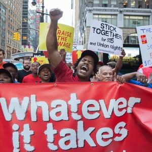 Minimum Wage Debate Meet People Living On It