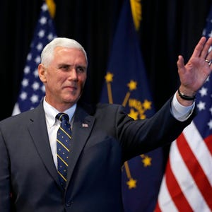 Trump Makes It Official Mike Pence Is His Running Mate