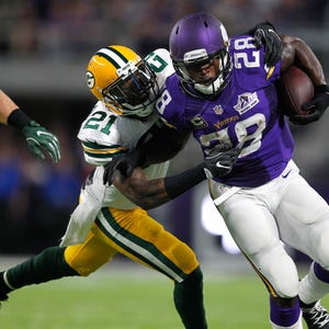 ... lead the Vikings to a 17-14 victory over the Packers. ARGUS LEADER.  Minnesota ... e96a777a3