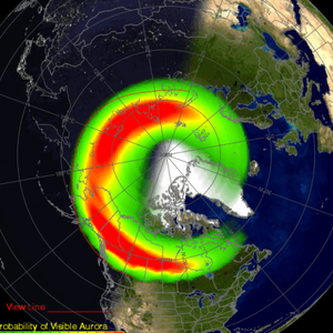 Solar Storm Could Disrupt Gps Cause Northern Lights Show