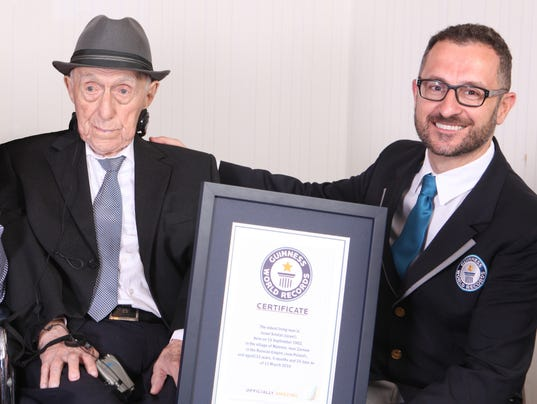 635932940905744671-Guinness-World-Records-announces-new-Oldest-man---Israel-Kristal---Marco-Frigatti-Head-of-Records.jpg