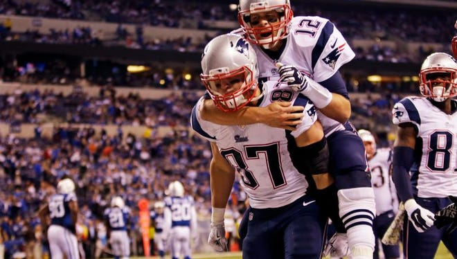 Why I insist on picking against the Patriots is beyond me.
