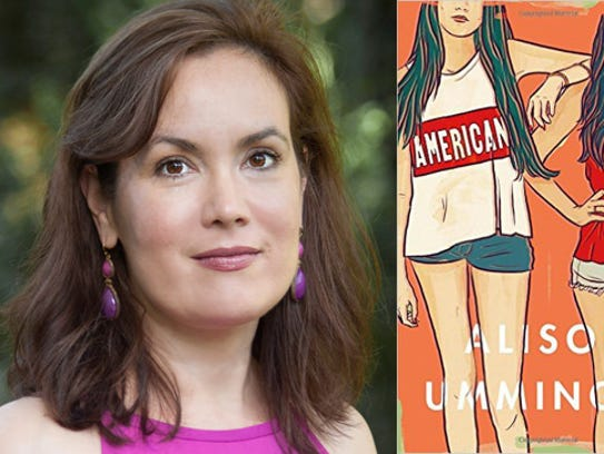 "Alison Umminger's young adult novel ""American Girls"""