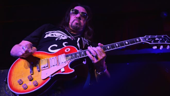 Ace Frehley will pay a visit to the Green Bay Distillery in Ashwaubenon on Sept. 14.