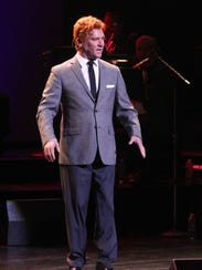 Brian Childers performs as Danny Kaye.
