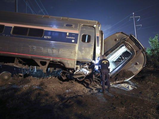 Amtrak Crash Cameras