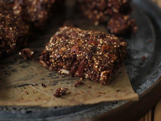 Food Healthy Quinoa Bars