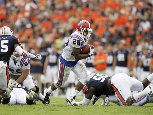 NCAA Football: Louisiana Tech at Auburn
