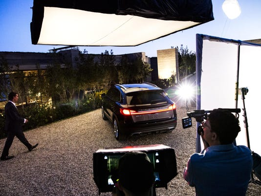 Matthew Mcconaughey Silent In Newest Lincoln Mkx Ads
