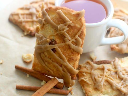 Food Baking Season Brown Sugar Tarts (3)