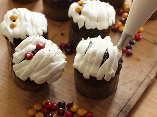 """These cupcakes will make your children exclaim: """" I love my mummy!"""""""