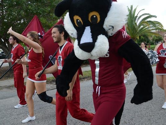 Florida Tech Homecoming Parade