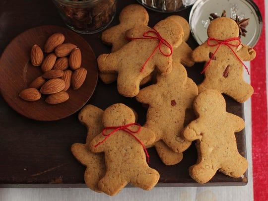 Roasted Toasted Shortbread Cookies