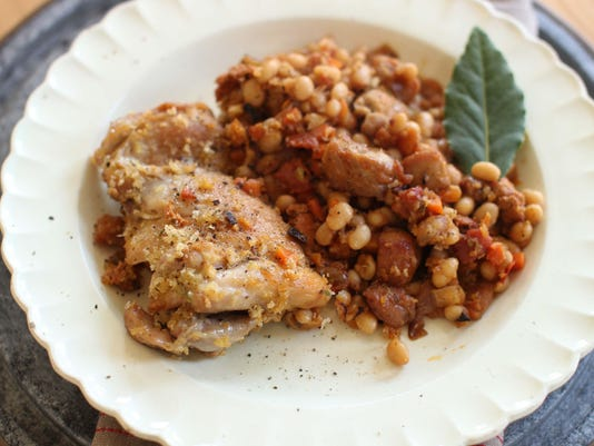 Food Healthy Cassoulet (2)