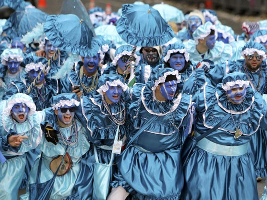 Philly Mummers Parade