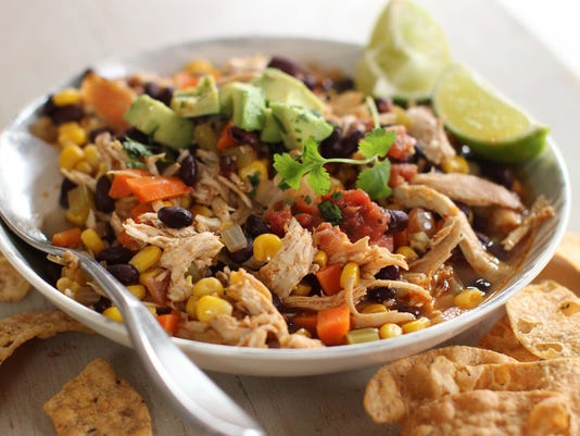 Food Healthy Mexican Chicken Stew (2)