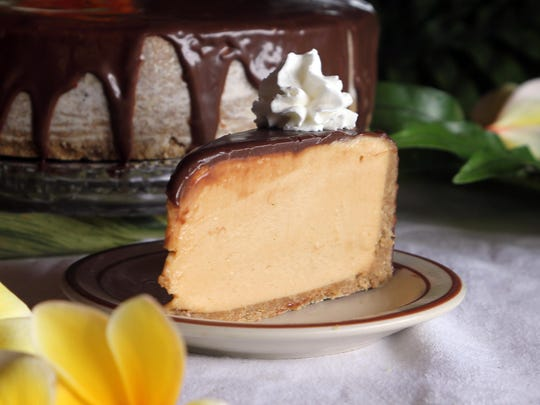 Papa Ray's chocolate peanut butter pie is named after owner Ray Bozicnik's father, affectionately known by that name.