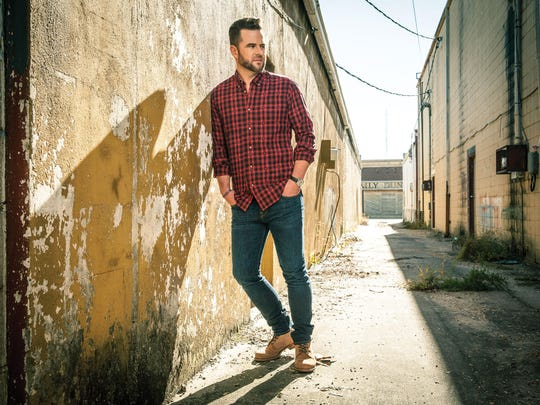 David Nail is among the six national acts performing during the Las Cruces Country Music Festival, April 29-May 1.