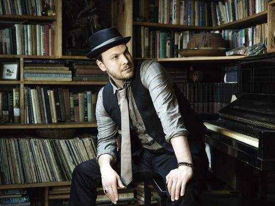 Gavin DeGraw plays Bethel Woods Center for the Arts Aug 28. Andy Grammer is also on the bill.