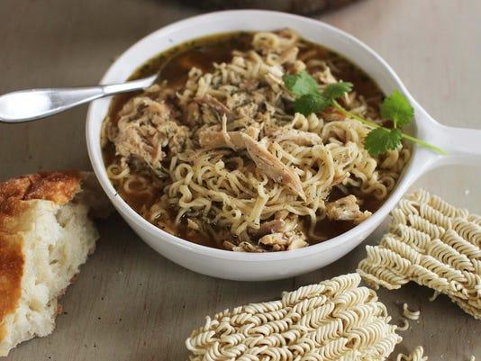 Food Deadline Chicken Ramen Soup (2)