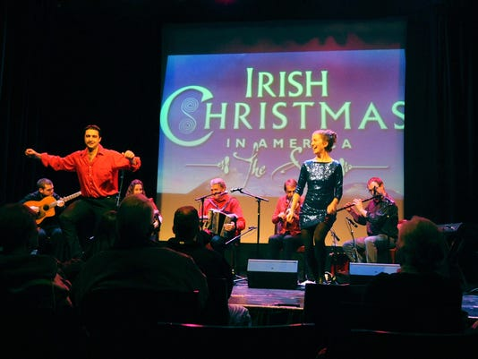 Irish Christmas in America by David Schofield - 1217 IRISH HERITAGE CENTER12