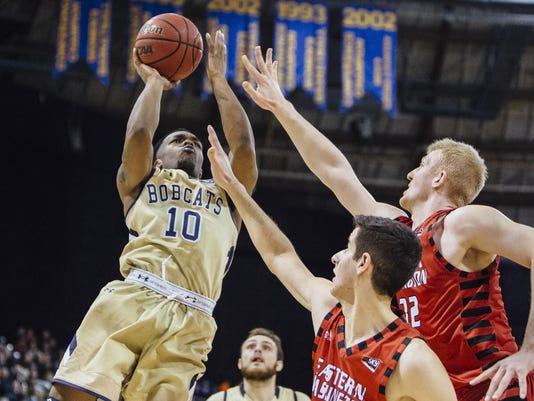 NCAA College Basketball - Montana State vs Eastern Washington