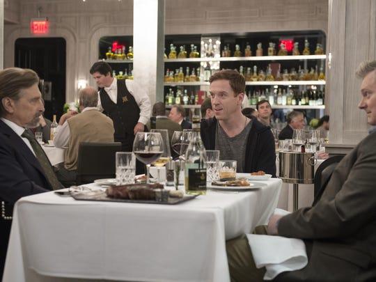 Hunt & Fish Club in Manhattan is featured in this scene