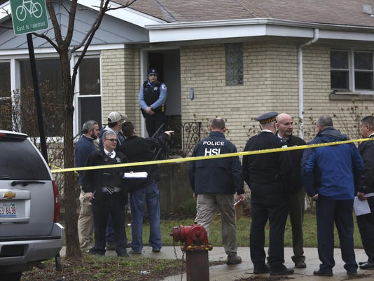 Immigration Agent Shooting