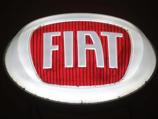 ITALY-US-INDUSTRY-FIAT-AUTO-TRANSPORT