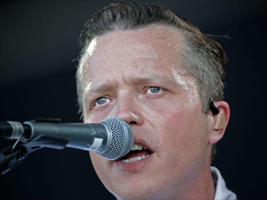 Jason Isbell performs at the Bonnaroo Music and Arts Festival last June. Isbell will perform at CMAC on June 29.