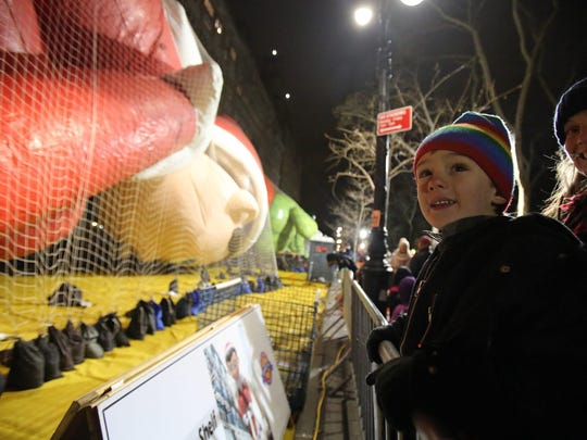 Macy's Thanksgiving Parade inflation