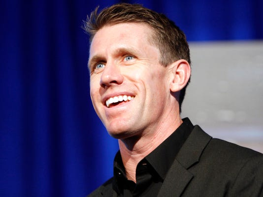 Carl Edwards misses racing but not planning NASCAR comeback