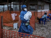 Ebola in Congo now infecting newborn babies, UN says