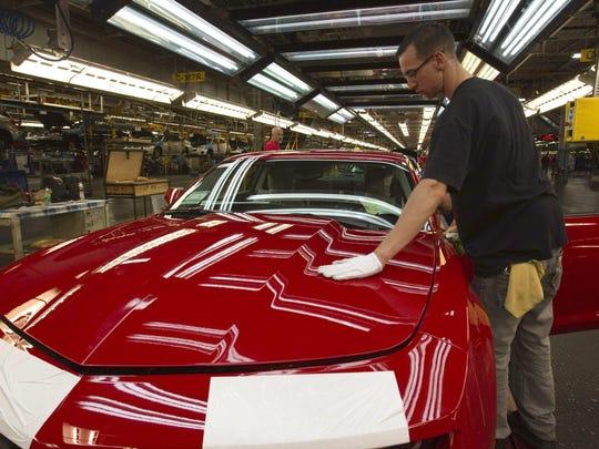 General Motors Plant closure