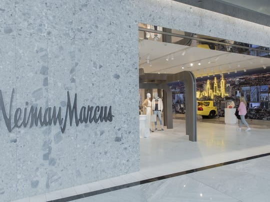 A Neiman Marcus store.