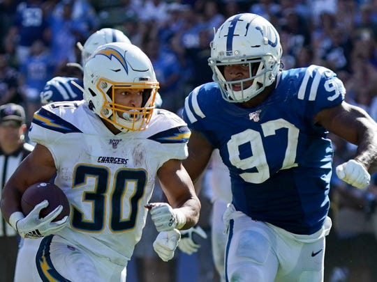 5 Colts whose stock rose in 30-24 loss to Chargers