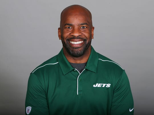 This is a 2019 photo of Steve Jackson of the New York Jets NFL football team. This image reflects the New York Jets active roster as of Monday, June 3, 2019 when this image was taken. (AP Photo)