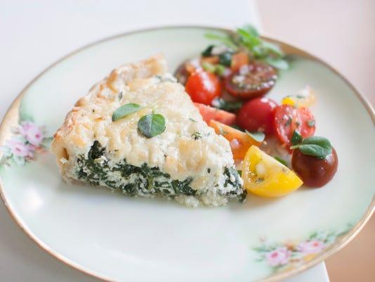 Food Mothers Day Ricotta Tart (2)