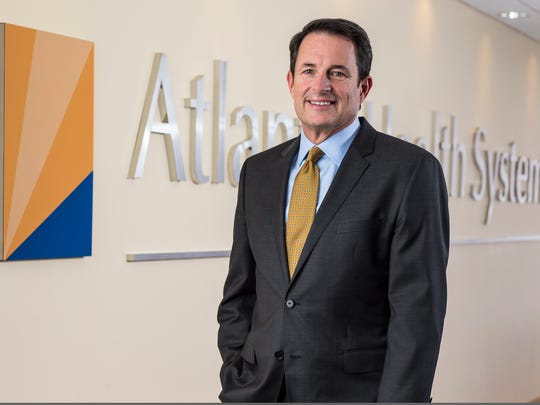 Brian A. Gragnolati, president and chief executive officer of Atlantic Health System.
