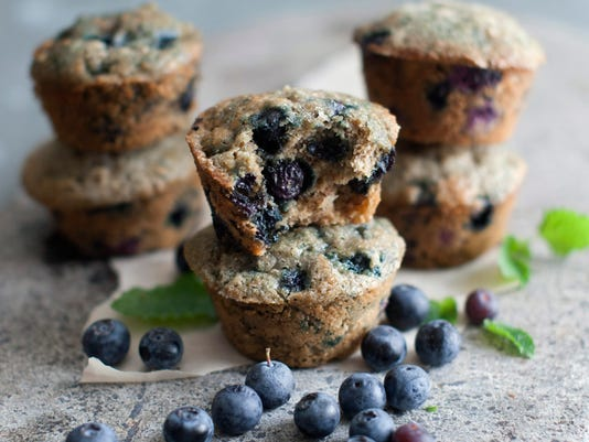 Food Healthy Muffins