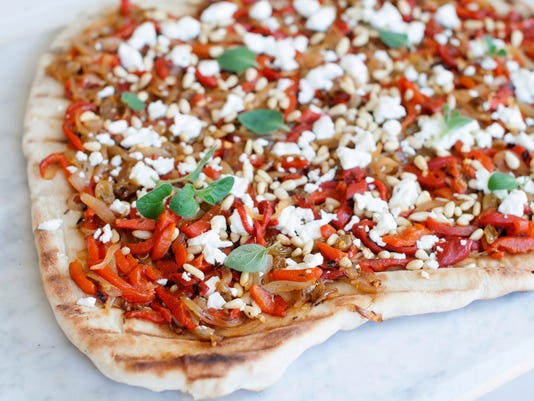 Food Deadline Grilled Pizza (2)