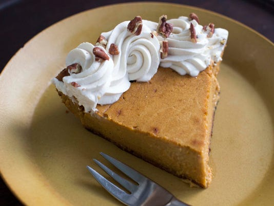 Food American Table Sweet Potato Pie (2)