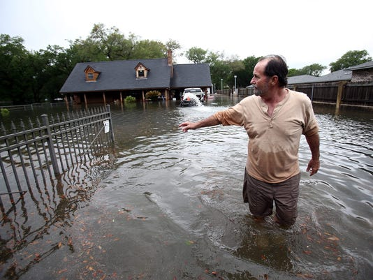 EPA USA FLOODS GULF COAST DIS WEATHER FLOOD USA FL