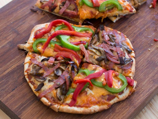 Food KitchenWise Personal Pizzas
