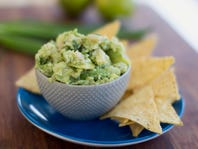 10 fresh takes on Super Bowl guacamole: recipe