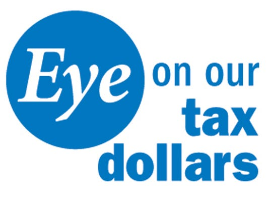 Passion logo taxdollars
