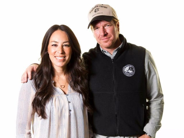 Sorry but someone has to say it: Chip and Joanna Gaines do