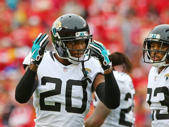 NFL: Jacksonville Jaguars at Kansas City Chiefs